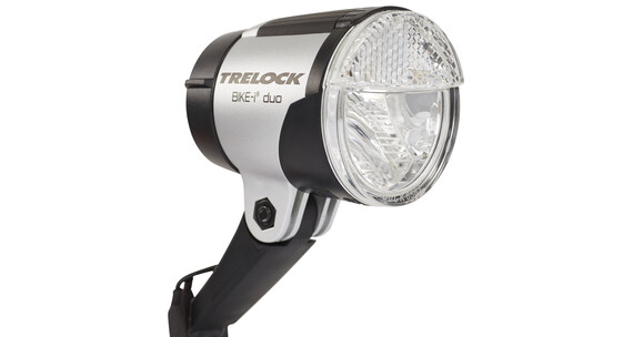 Trelock LS 865 duo Cykellygter sort